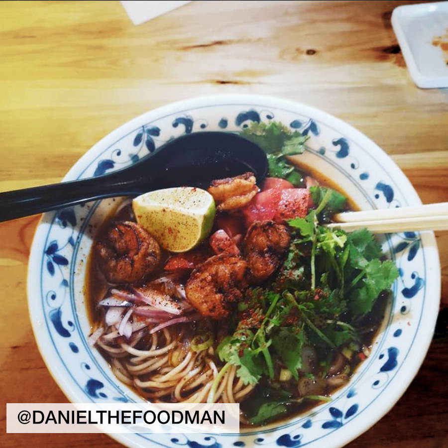 bowl of ramen photo by danielthefoodman, taken at Wasabi Ramen in Kelowna