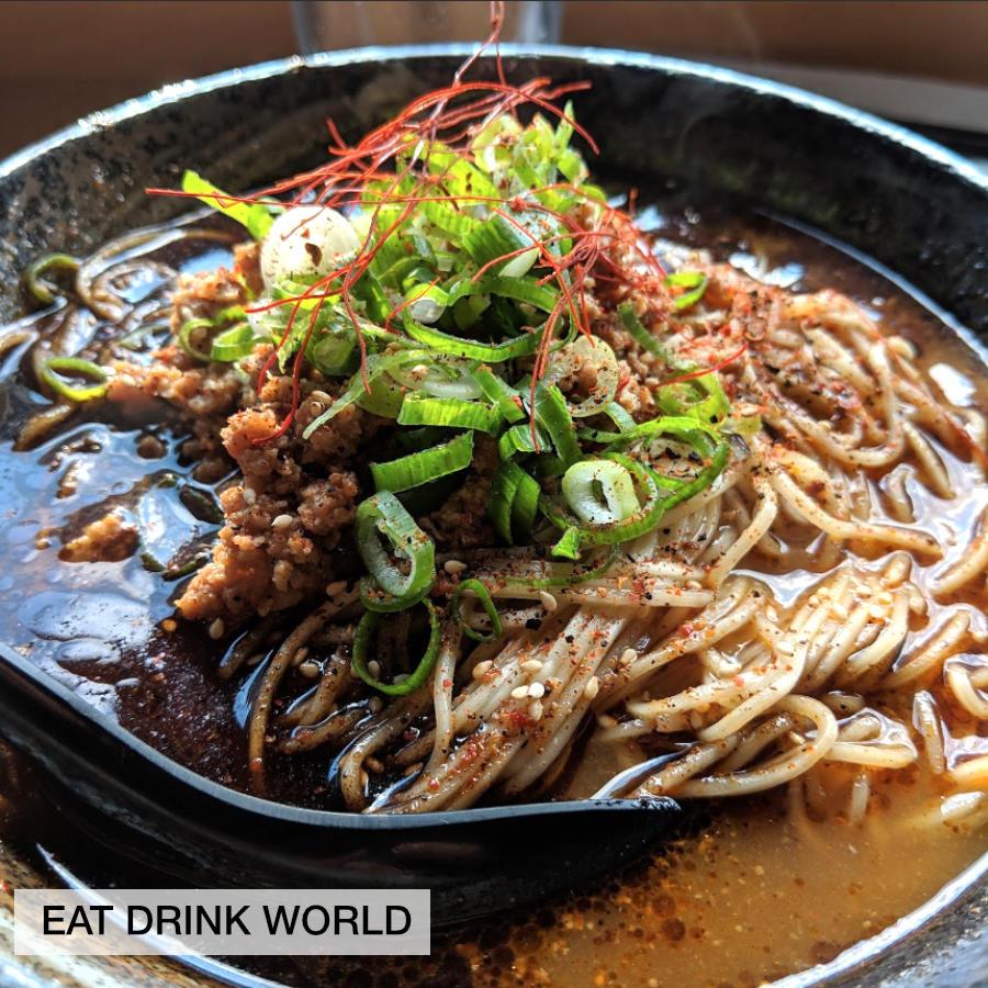 Ramen photo taken by EatDrinkWorld at Wasabi Ramen in Kelowna
