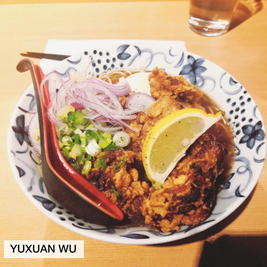 Ramen photo taken by Yuxuan Wu at Wasabi Ramen in Kelowna