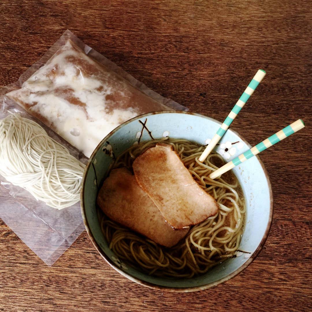 Tonkotsu Soul Kit from Wasabi Ramen in Kelowna